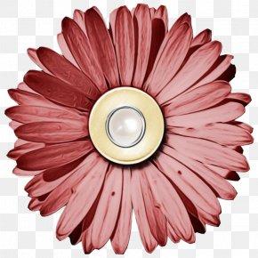 Wheel Plant - Pink Flower Cartoon PNG
