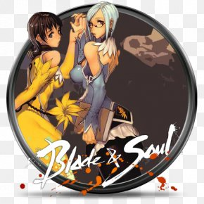 Blade Soul 7 Icon - Blade & Soul Art Game PNG