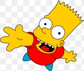 Vector Bart Simpson - Bart Simpson Homer Simpson Lisa Simpson Marge Simpson PNG