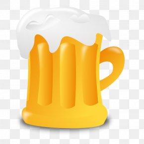 Beer Vector Art - Beer Glasses Oktoberfest Clip Art PNG