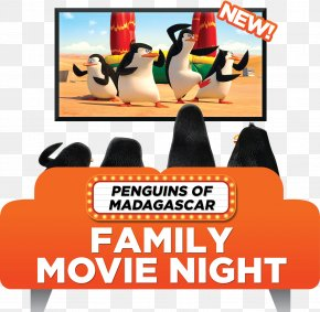 Penguins Of Madagascar - Family Film Night At The Museum Madagascar Fox News PNG
