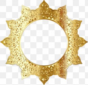 Gold Frame - Picture Frames Ornament Decorative Arts Gold PNG
