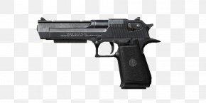 Desert Eagle - Revolver Ammunition IMI Desert Eagle Firearm Cartuccia Magnum PNG