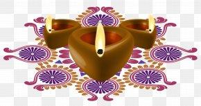 Diwali Transparent Images - Diwali Diya Clip Art PNG