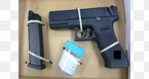 Police - Singapore Trigger Police Firearm Glock PNG