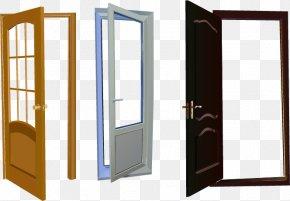 Doors Security Door Vector Material, - Window Door Security Clip Art PNG