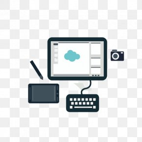 Flat,painting,Computer Tablet - Web Development Responsive Web Design WordPress Website PNG