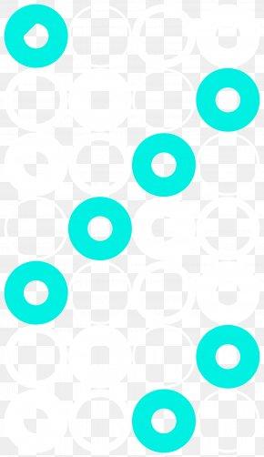 Blue Circle Background Vector - Circle Blue Clip Art PNG