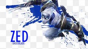 Zed Clipart - League Of Legends Zed PNG