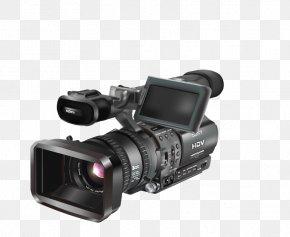 Vector Camera - Video Camera PNG