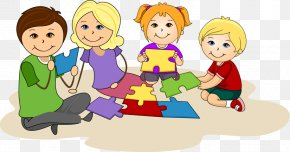 Play Pamphlet Cliparts - Play Game Child Clip Art PNG