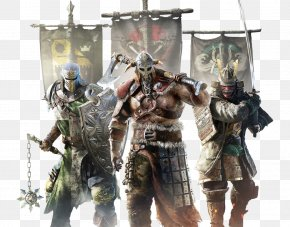 The Ultimate Warrior - For Honor PlayStation 4 Xbox 360 Watch Dogs 2 PlayStation 3 PNG