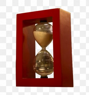 Hourglass Artwork - Work Of Art PNG
