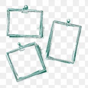 Photo Frame Border Design - Picture Frame PNG