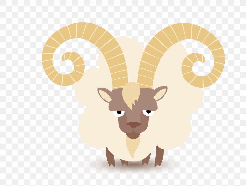 Boer Goat Sheep Clip Art, PNG, 2100x1593px, Boer Goat, Carnivoran, Cartoon, Cattle Like Mammal, Drawing Download Free