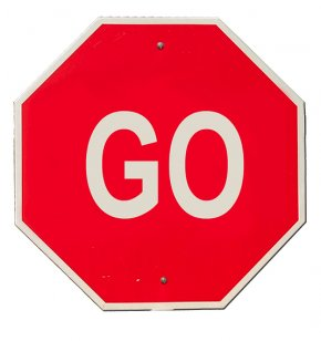 Blank Stop Sign - Stop Sign Traffic Sign Clip Art PNG