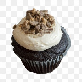 Chocolate - Cupcake Chocolate Brownie Muffin German Chocolate Cake Praline PNG