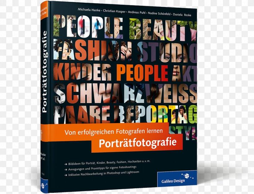 Von Erfolgreichen Fotografen Lernen: Porträtfotografie:, PNG, 1046x800px, Portrait Photography, Advertising, Book, Display Advertising, Ebook Download Free