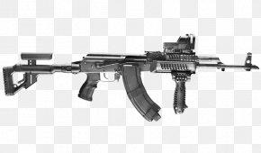 Ak 47 - AK-47 M4 Carbine Handguard Picatinny Rail Rail System PNG