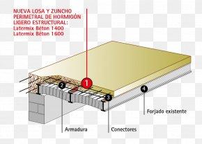 老人手机 - Structural Element Funderingsplaat Structure Concrete Roof PNG