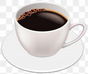 Coffee Transparent Clip Art Image - Turkish Coffee Cappuccino Cafe Caffè Mocha PNG
