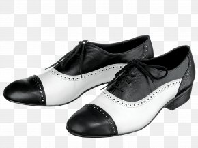 Ladies Leather Shoes - Cross-training Shoe PNG