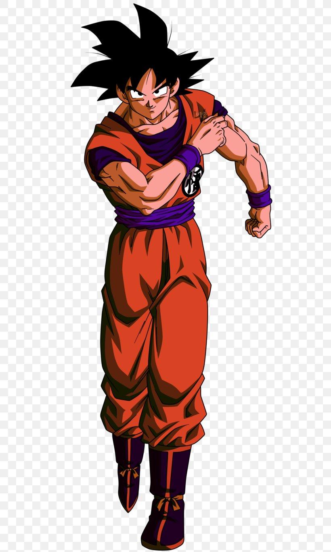 Goku Vegeta Gohan Goten Krillin, PNG, 585x1365px, Goku, Art, Bulma, Cartoon, Costume Download Free
