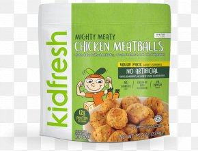 Chicken - Meatball Vegetarian Cuisine Chicken Patty Köttbullar PNG