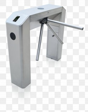 Business - Turnstile Boom Barrier Access Control Zkteco Business PNG