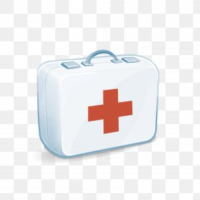 First Aid Kit Medical Kit - First Aid Kit Medicine Medical Equipment PNG