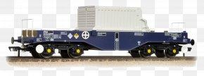 Railroad Car Rail Transport Nuclear Flask Goods Wagon Locomotive PNG