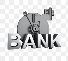 Bank Safe Password - Bank Vault Safe Deposit Box Clip Art PNG