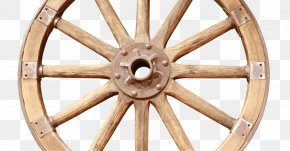 Beach Cart Wheels - Car Wheel Clip Art Rim PNG