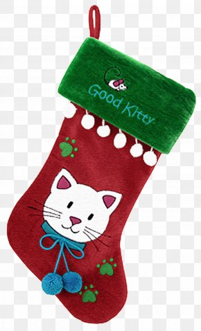 Christmas Socks - Christmas Stocking Sock Clip Art PNG