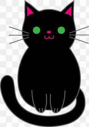 Halloween Cat Clipart - Kitten Cat Free Content Clip Art PNG