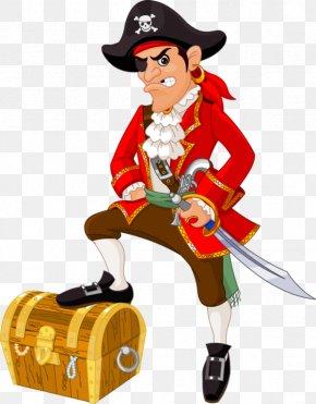 Pirate Treasure - Cartoon Piracy Stock Photography Illustration PNG