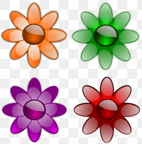 Free Vector Flowers - Flower Free Content Clip Art PNG