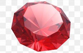 Ruby Gem - Tiffany Rubin Ruby Gemstone PNG