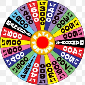 Wheel Of Fortune - Wheel Of Fortune: Deluxe Edition Work Of Art DeviantArt Artist PNG
