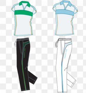 Leisure Sports Suits - T-shirt Trousers Sleeve Sportswear PNG