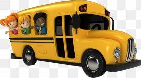School Bus - Field Trip Student School Hukoos Family Fun Bus PNG