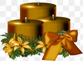 Candle - Candle Christmas Clip Art PNG