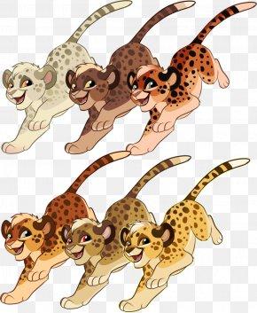 Cheetah - Cheetah Cat Lion Mammal Animal PNG