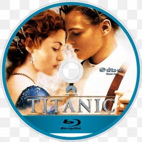 Leonardo Dicaprio - Titanic Leonardo DiCaprio Blu-ray Disc Kate Winslet Film PNG