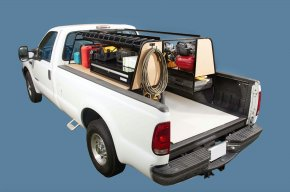 Pickup Truck - Pickup Truck Car Toyota Tacoma Bed PNG