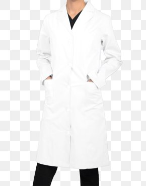 Lab Coat - Lab Coats Sleeve Outerwear Neck PNG