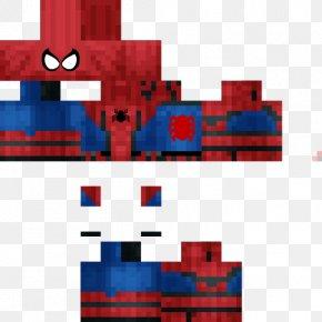 Spider-man - Spider-Man Minecraft: Pocket Edition Skin PlayStation 4 PNG
