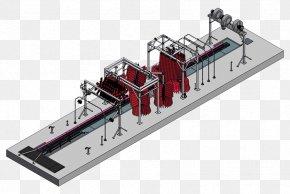 Car - Coleman Hanna Car Wash Systems Conveyor Belt Machine PNG