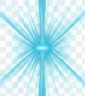 Blue Light Effect Background Radiation - Light Background Radiation Blue PNG