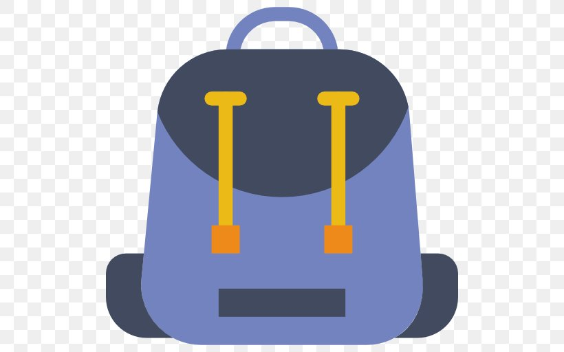 Backpack Travel Baggage, PNG, 512x512px, Backpack, Bag, Baggage, Electric Blue, Satchel Download Free